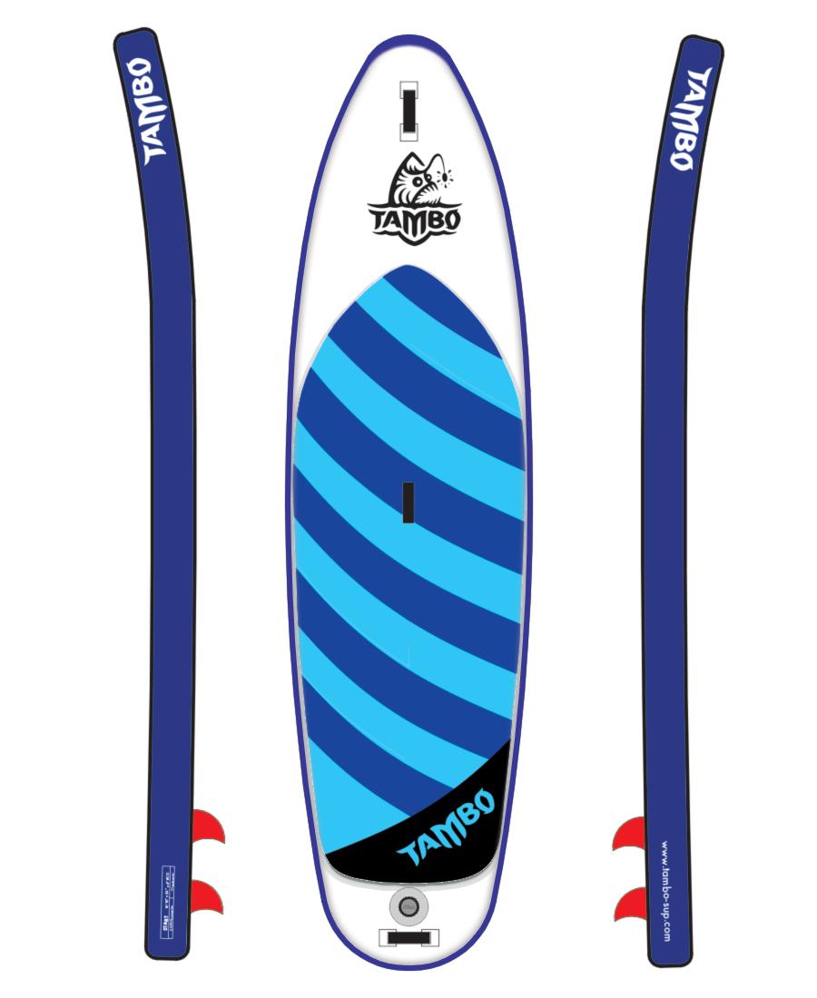 Nafukovací SUP - paddleboard TAMBO START 10'10″ ECO